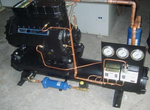 谷轮水冷机组